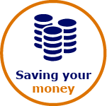 Saving your money