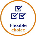 Flexible choice