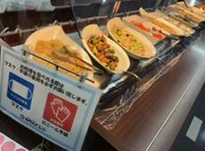 レストラン安心安全のための取り組み